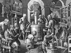 Storia del gin parte 1